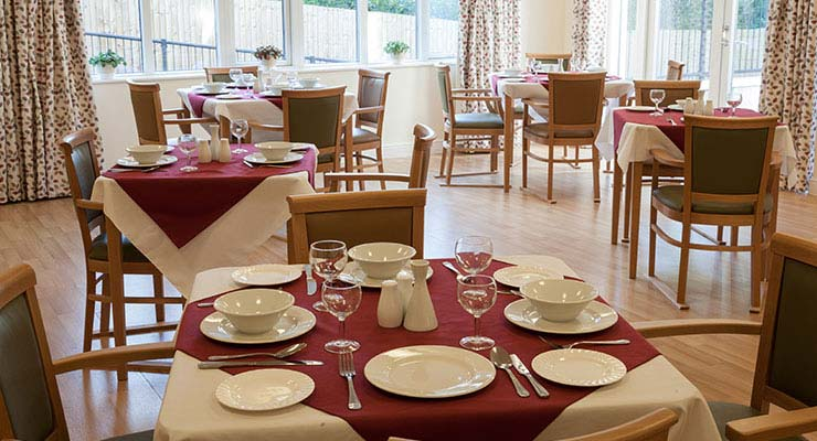 Branksome Heights Care Home